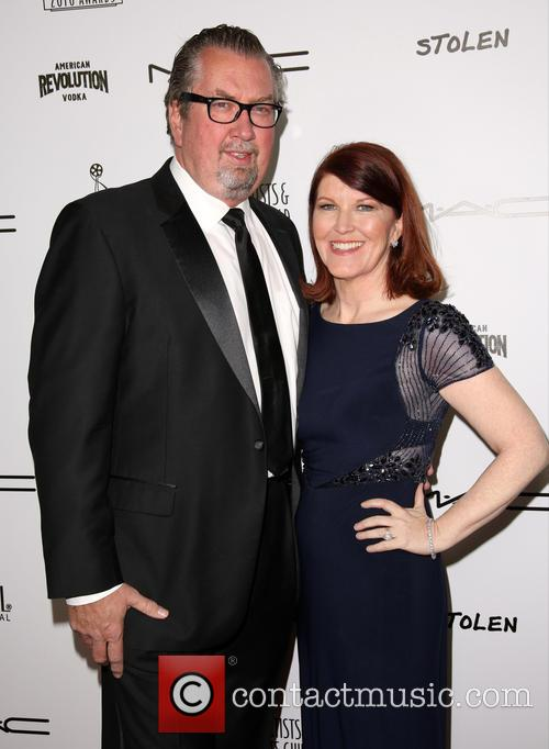 Chris Haston and Kate Flannery 2