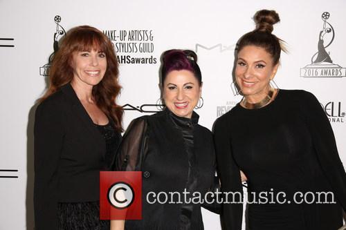 Renee Di Pinto Ferruggia, Jerilynn Stephens and Anna Maria Orzano 2
