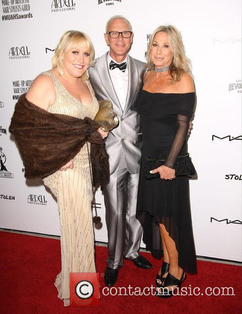 Melanie Mills, Michael Johnston and Patti Brand Reese 1