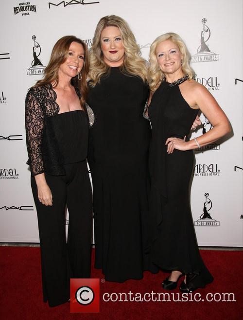 Deborrah Bryan, Cassandra Russek and Vanessa Dionne 1