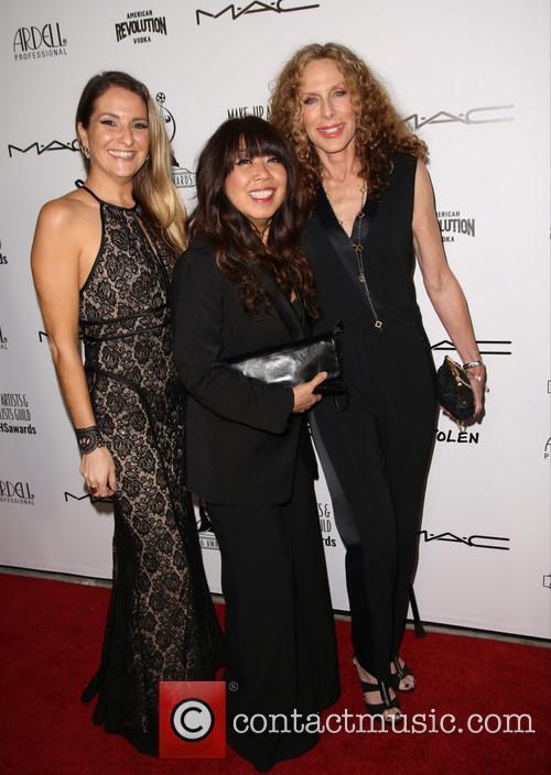 Melanie Hughes-weaver, Judy Yonemoto and Erica Dewey 1