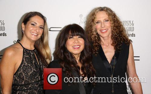 Melanie Hughes-weaver, Judy Yonemoto and Erica Dewey 2