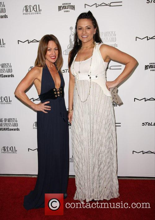 Amanda Mofield and Suzy Diaz 1