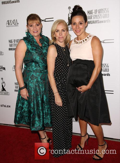 Meagan Herrera, Cheryl Marks and Daina Daigle 1
