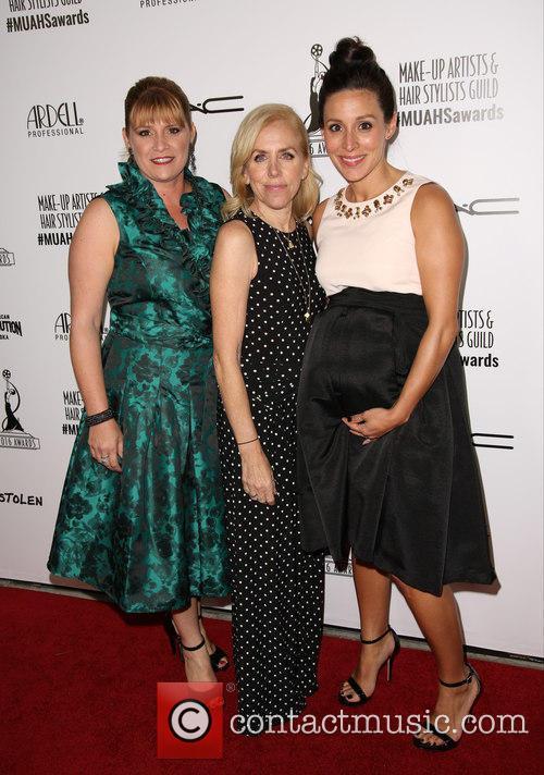 Meagan Herrera, Cheryl Marks and Daina Daigle 2