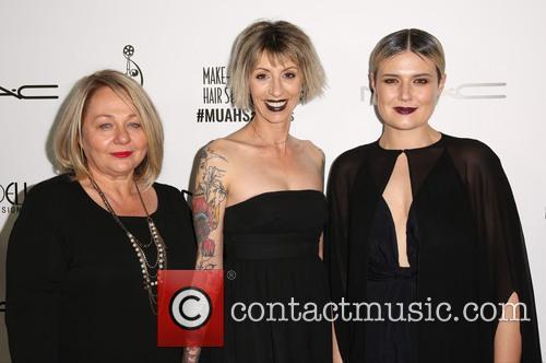 Emma Johnston Burton, Molly Tissavary and Ela Barczewska 2