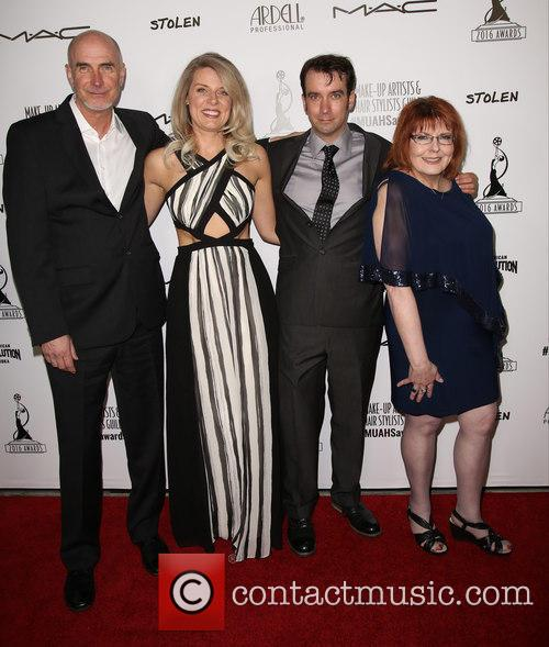 Dave Trainor, Tea-christina Scott, Gunther Schetterer and Gail Kennedy 2
