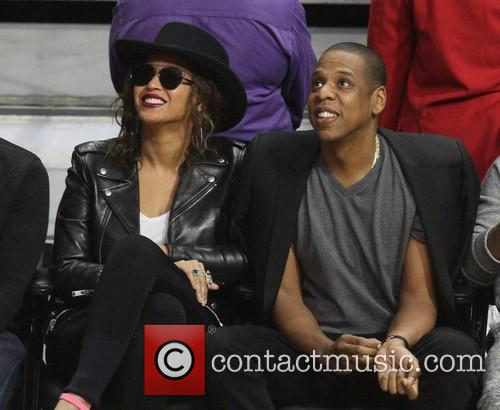 Beyonce' and Jay Z 7