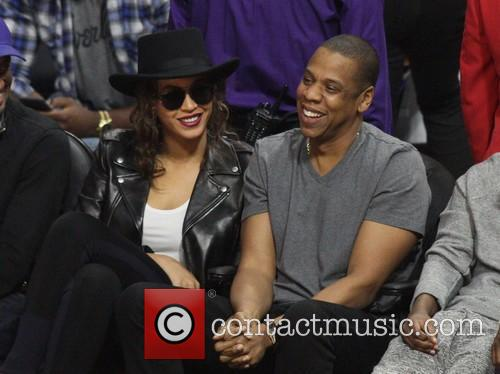 Beyonce' and Jay Z 11