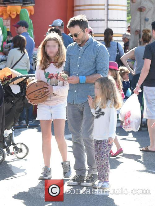 Breckin Meyer, Clover Meyer and Caitlin Willow Meyer 4