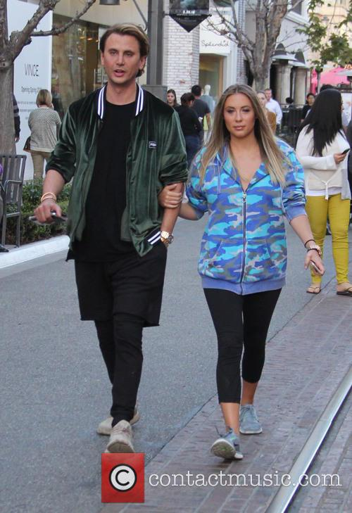Jonathan Cheban and Anat Popovsky 7