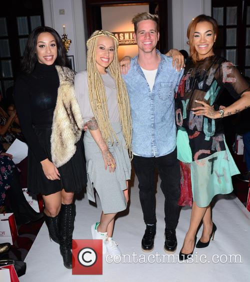 Alexandra Buggs, Karis Anderson, Courtney Rumbold and Stooshe 6