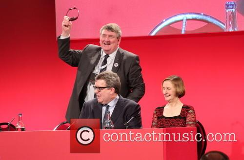 Tom Watson, Nia Griffith and Andy Richards 6