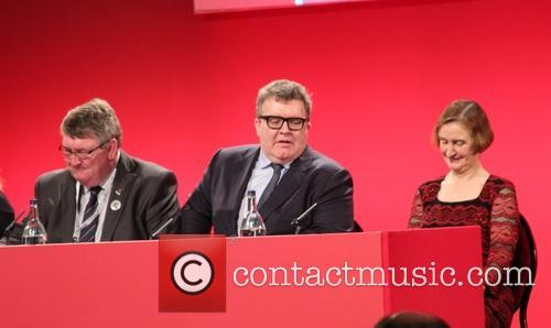 Tom Watson, Nia Griffith and Andy Richards 7