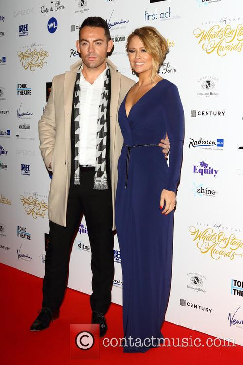 Ben Forster and Kimberley Walsh 2