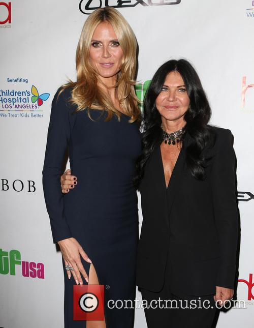 Heidi Klum and Wendy Iles 3