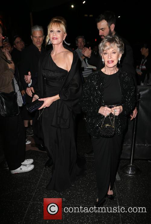 Melanie Griffith and Tippi Hedren 1
