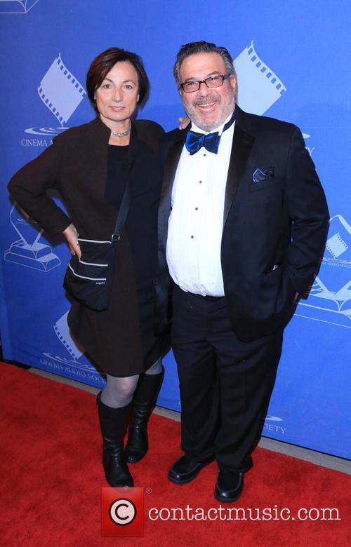 Heidi Baumgarten and Andy Rovins 1