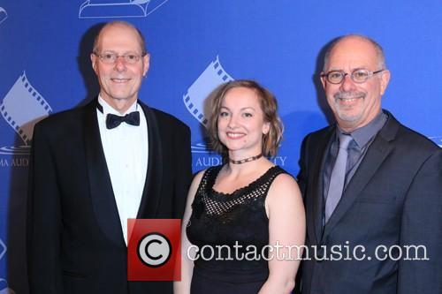 Dean Okrand, Penny Harold and Nello Torri 1
