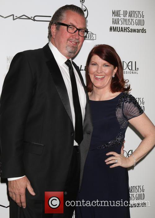 Chris Haston and Kate Flannery 1