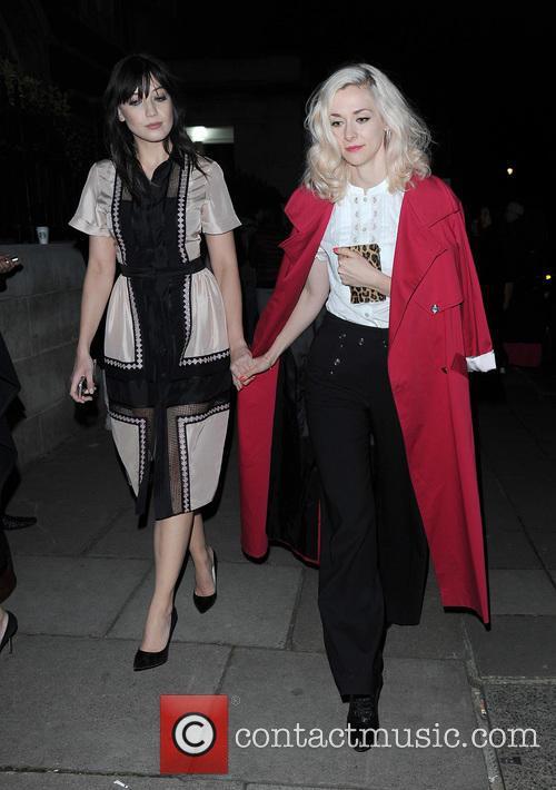Daisy Lowe and Portia Freeman 2