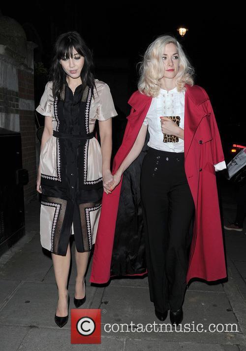 Daisy Lowe and Portia Freeman 3