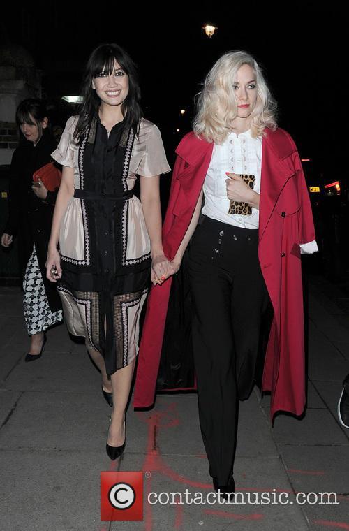 Daisy Lowe and Portia Freeman 5
