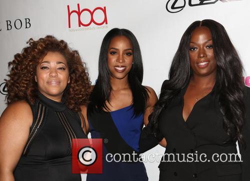 Tippi Shorter, Kelly Rowland and Sheika Daley 3