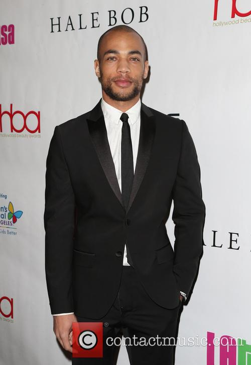 Kendrick Sampson 2