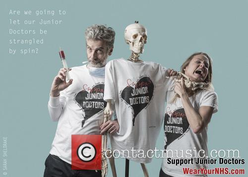 Peter Capaldi and Dr Lauren Gavaghan 4