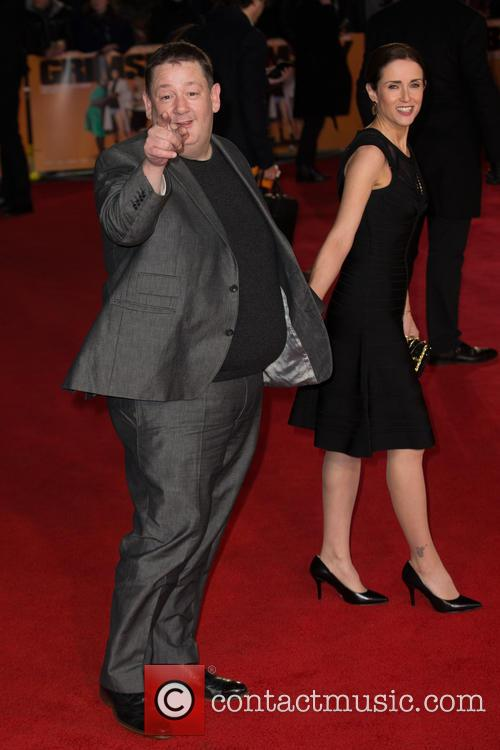 Johnny Vegas and Maia Dunphy 4
