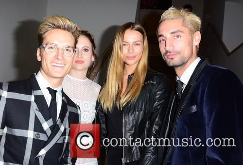 Oliver Proudlock, Rosie Fortescue, Emma Lou Connolly and Hugo Taylor 3