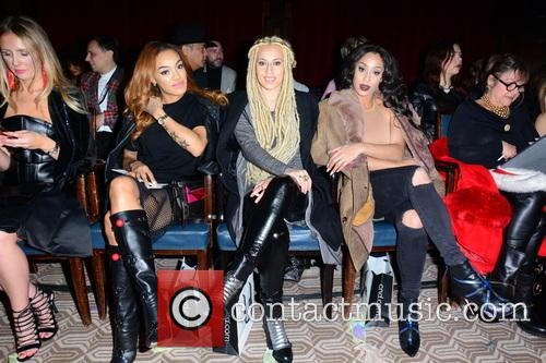 Stooshe, Alexandra Buggs, Karis Anderson and Courtney Rumbold 1