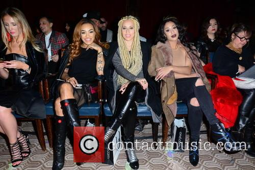Stooshe, Alexandra Buggs, Karis Anderson and Courtney Rumbold 2