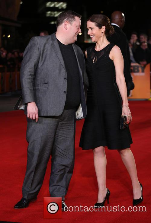 Johnny Vegas and Maia Dunphy 3