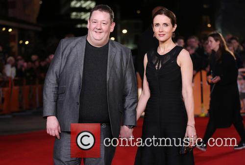 Johnny Vegas and Maia Dunphy 5