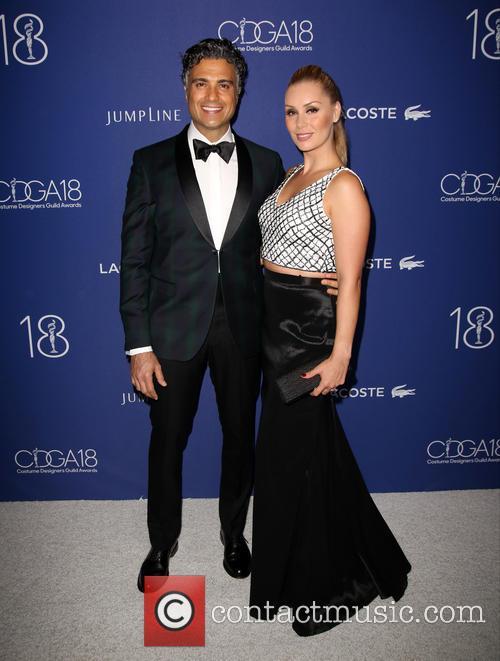 Jaime Camil and Heidi Balvanera 1