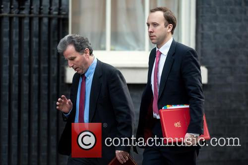 Oliver Letwin and Matthew Hancock 2