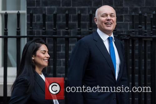 Priti Patel and Iain Duncan Smith 3
