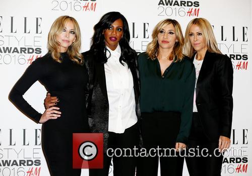 Shaznay Lewis, Natalie Appleton, Melanie Blatt and Nicole Appleton. 1