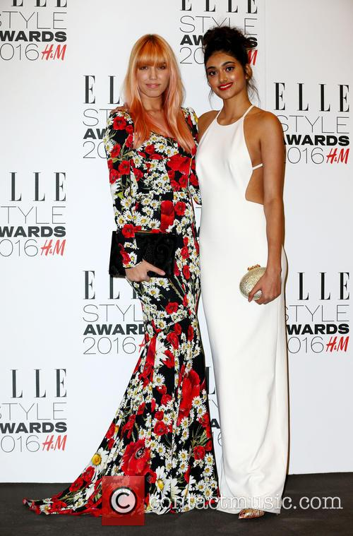 Neelam Gill and Amber Le Bon 3