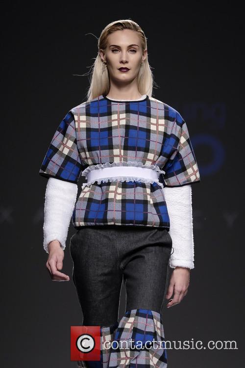 Madrid Fashion Week Fall, Winter, Antonio Sicilia and Catwalk 4