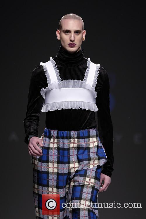 Madrid Fashion Week Fall, Winter, Antonio Sicilia and Catwalk 5