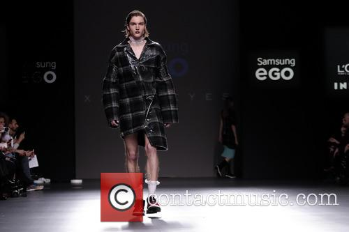 Madrid Fashion Week Fall, Winter, Antonio Sicilia and Catwalk 10