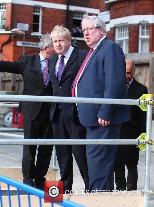 Boris Johnson and Patrick Mcloughlin 1