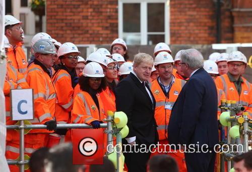 Boris Johnson and Patrick Mcloughlin 3