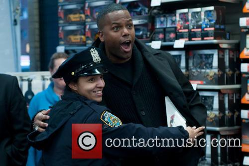 Nick Cannon and A. J. Calloway 1