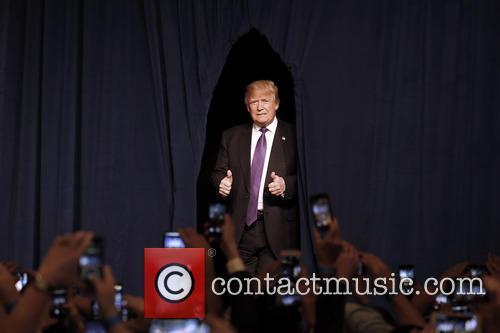 Donald J Trump 1