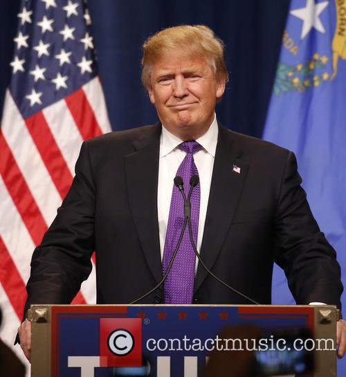 Donald J Trump 3