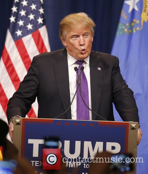 Donald J Trump 4
